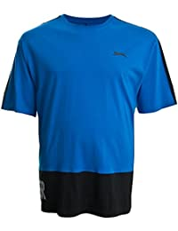 Slazenger Kingsize Lawton T-Shirt Blue