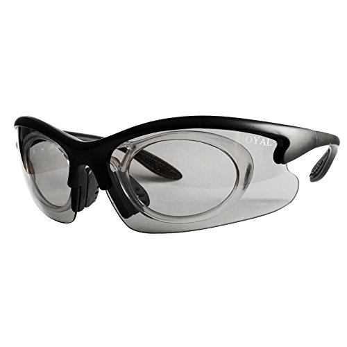 Gafas protectoras tiro Royal lentes graduadas. Ideales