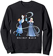 Disney Frozen Elsa Anna & Olaf Holiday Magic F