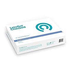 Idea Regalo - Simple 2: Home STI/Std test per Chlamydia e Gonorrea