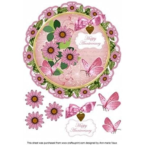 Pink Daisy scritta