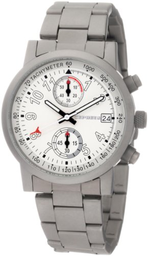 Cepheus Men's Chronograph Titan-Look Watch CP505-181