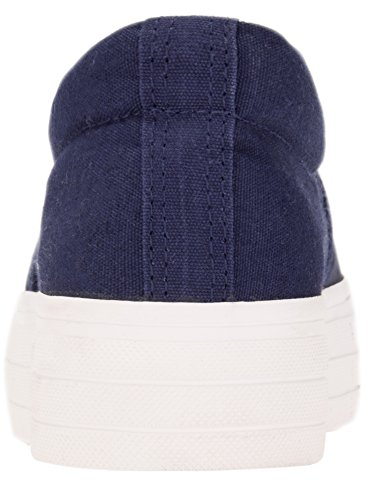 oodji Ultra Donna Slip-on Stampate in Suola Spessa Blu (7900O)