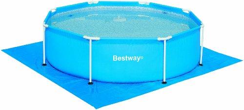 Bestway Pool-Bodenplane für 244er Pools / 274x274cm