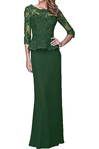 TOSKANA BRAUT - Robe - Sirène - Femme Vert foncé