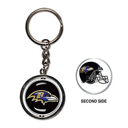 Baltimore Ravens Spinner Schlüsselanhänger Joe Flacco Jersey