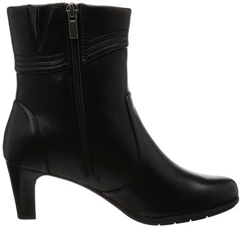 Rockport - Total Motion Melora Wave Bootie, Stivali Donna Nero (Nero (Black Leather))