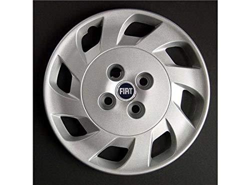Altre Marche Lot de 4 enjoliveurs pour Fiat Punto 2 série 99>05 14