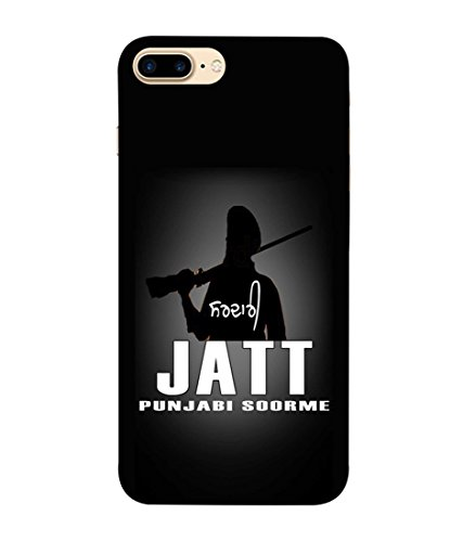 Fuson Designer Back Case Cover for Apple iPhone 7 Plus (Jatt Punjabi...