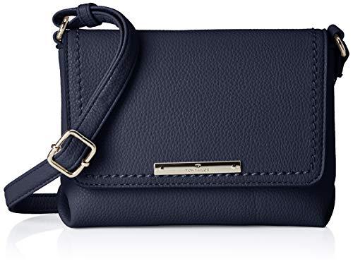 TOM TAILOR für Frauen Taschen & Geldbörsen Umhängetasche LOU blau/blue, OneSize