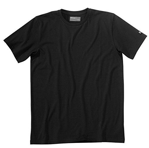 Kempa Team Herren T-shirt schwarz 3XL