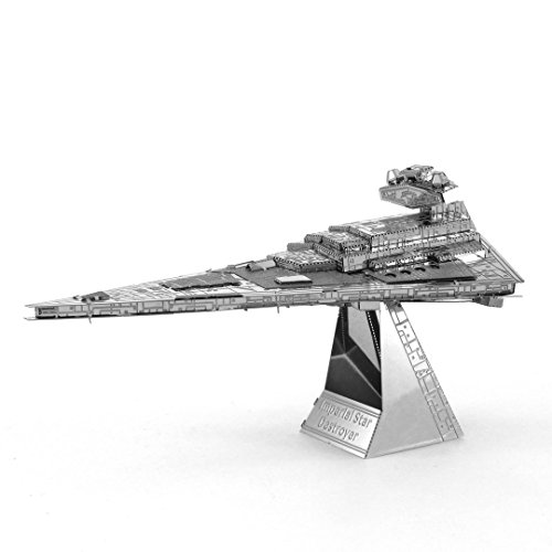 Fascinations Metal Earth - Maqueta metálica Star Wars Destructor Imperial