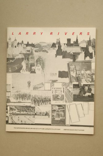 Larry Rivers. The hirshhorn Museum and Sculpture Garden Collection. Smiththsonian Institution / Phyllis Rosenzweig