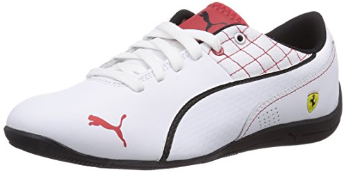 Puma Sf Drift Cat (Puma Drift Cat 6 L SF Jr, Unisex-Kinder Sneakers, Weiß (white-white-black 04), 35 EU (2.5 Kinder UK))