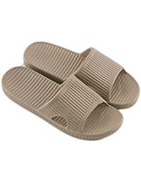 Auspicious beginning Comode pantofole sandali antisdrucciolevoli doccia per uomini e donne NyJMH
