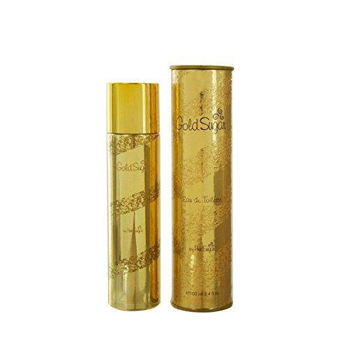gold sugar eau de toilette donna spray 50 ml