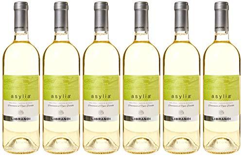 Librandi Vino Melissa Bianco DOC Asylia - 2018-6 Bottiglie da 750 ml