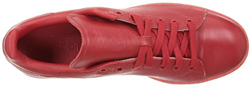 Adidas Stan Smith Adiclor Leder Turnschuhe Scarle/Scarle/Scarle