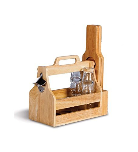 beer-tasting-set-with-6-pack-holder-and-bottle-opener-by-picnic-plus
