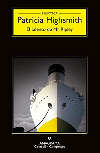 El talento de Mr Ripley (Compactos nº 1) por Patricia Highsmith