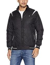 Fort Collins Mens Jacket (N059 AZ_Large_black)