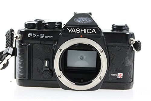 Yashica FX-3 Super FX3 FX 3 Body Gehäuse SLR Kamera Spiegelreflexkamera Yashica