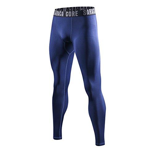 Saracacore Pantalones Deporte Mallas Largas Compresión