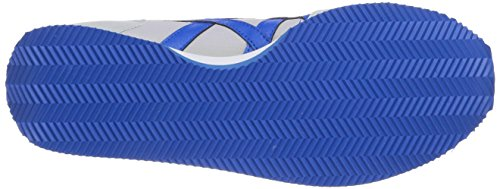Asics Sakurada, Chaussures de trail mixte adulte Gris (1042-Soft Grey/Mid Blue)