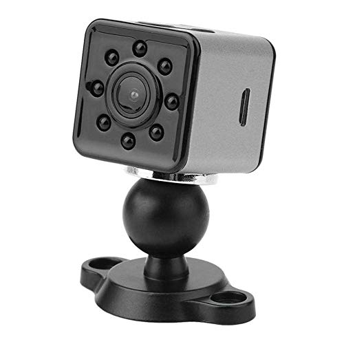 kingpo DVR-Kamera, Mini-Kamera, Action-Kamera, Mini-DV-Sprachrecorder, Bewegung, Quelima SQ13-Wifi-Kamera, Dection-Einbrecher
