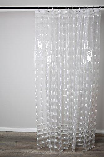 Duschy Duschvorhang 3D- Transparent - 2