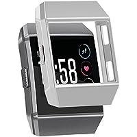 Schutzhülle für Fitbit Ionic,SnowCinda TPU Weich Austausch Schutz Hülle Sport Fitness Ersatz Protection Zubehör für Fitbit Ionic Smart Uhren