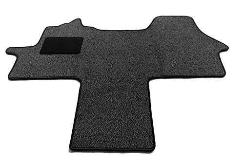 Fußmatte 1-teilig Schmutzfangmatte in ANTHRAZIT