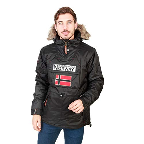 Geographical Norway Chaqueta Boomerang_Man Hombre Color: Negro Talla: XXL