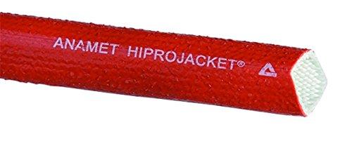 Anamet 3360131 Hiprojacket Aero Hitzeschutzschlauch rot HJ-08 NW13/1/2