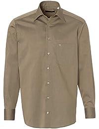 CASAMODA Herren Businesshemd 006062 72er Ärmel Regular Fit