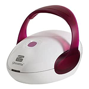 Silk'n Body Shaping Device, Cellulite Treatment, Silhouette, White/Red, SILH1PE1001