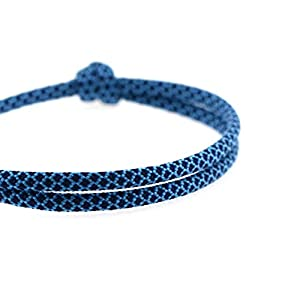 KOMIMAR Surfer Armband CALIFORNIA - Strandschmuck - lässig - nautische Armbänder - Armreif - maritimes Armband - Nautische Armbänder - Herren Armband - Damen Armband