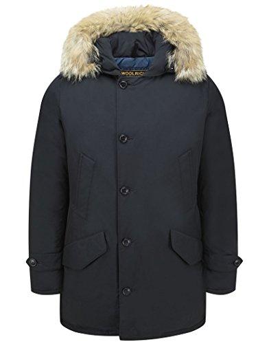 woolrich-inc-blousons-blousons-diverse-wool-polar-dkn-blouson-schwarz