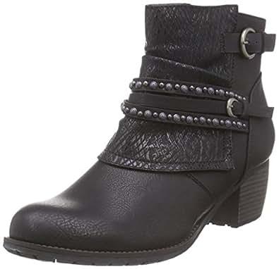 Supremo Damenschuhe, Bottes Classiques Femme - Noir (black), 41 EU