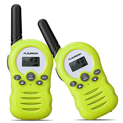 FLOUREON Walkie Talkies per bambini scontato -50% con coupon