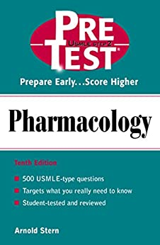 Pharmacology: Pretest Self-assessment And Review por Arnold Stern epub