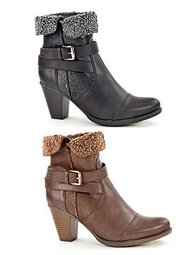 Foster Footwear - Stivaletti donna Black
