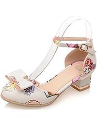 bd03f06e0a190 Amazon.es  34 - Zapatos de tacón   Zapatos para mujer  Zapatos y ...