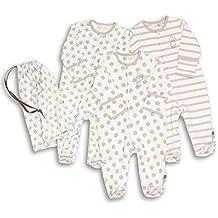The Essential One - Pijama para bebé - Paquete de 3 - ESS39