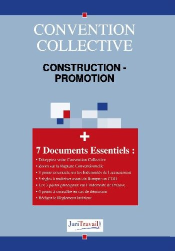 3248. Construction-promotion Convention collective