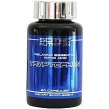 Scitec Nutrition Tryptophan aminoácidos 60 cápsulas