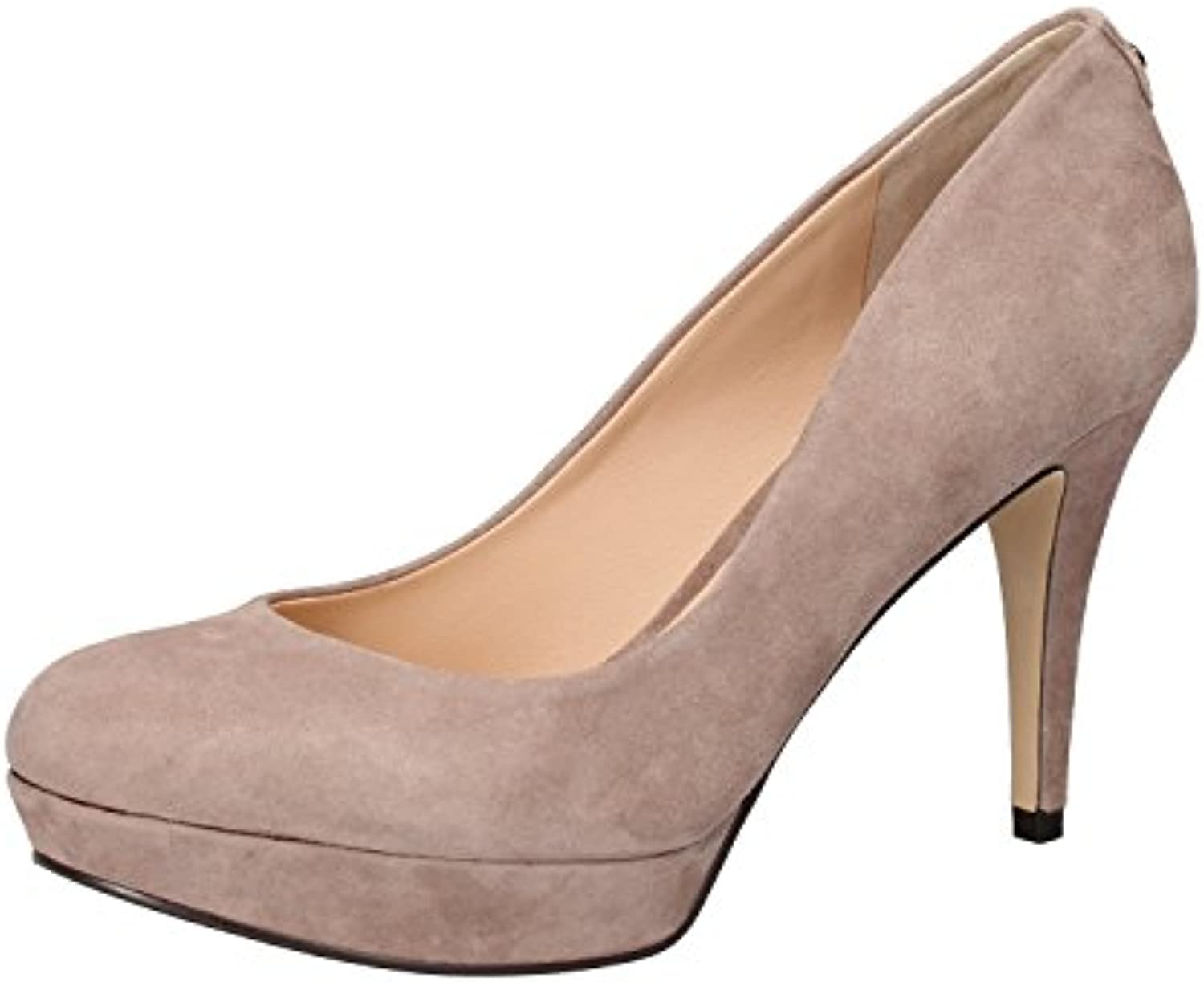 GUESS by M Pumps Damen Beige Wildleder (39 EU)