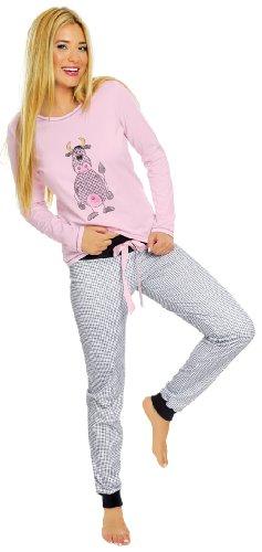 Italian-Fashion-IF-Pijamas-para-Mujer-Malina-New-0223