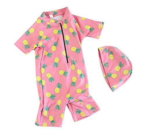 Sonnenschutz Kostüm Baby - Keephen Baby-Schwimmen-Kostüm-Karikatur-Sonnenschutz-Kleidungs-Strand-Bodysuit-Beiläufiger Sport Im Freien