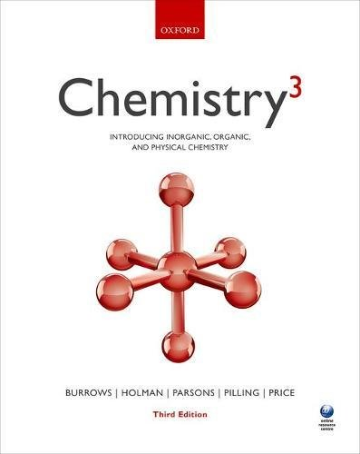 Chemistry³: Introducing inorganic, organic and physical chemistry